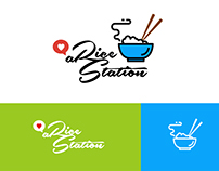 A Rice Station | Logo | Branding