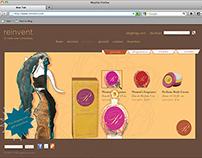 Web Design | Mock-up