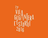 Vila Gegantera l'Estartit 2016