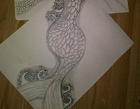 Mermaid _ dark
