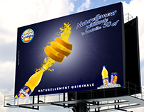 Orangina Naturellement Pétillante