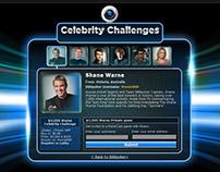 celebrity challenges