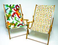 The Whitworth Deck Chair