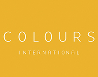 Colours International - Branding & Logo Design  (2015)