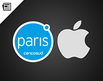 Paris - avisos Apple