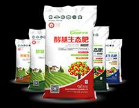 Jibang fertilizer packaging design