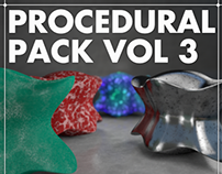 Procedural Pack Volume 3