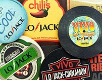 Coasters LoJack