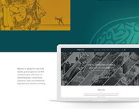 Synektar - Website design & implementation