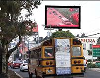 Burago Rush Hour Billboard / La Juguetería