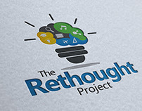 The Rethought Project Logo Design