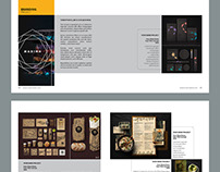 Graphic Design Portfolio Template - 40 Pages
