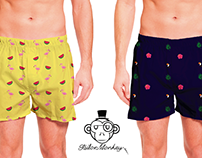 Swimwear Men Prints - Tailor Monkey (BCN) // TEXTIL