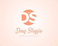 Deus Stessie | Logo and flyer design