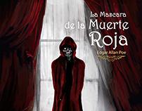 La Mascara de la Muerte Roja - novela ilustrada
