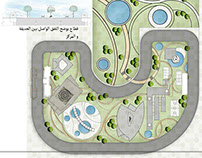 Urban Planning Neighbourhood unit project (50 feddan)