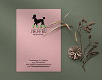 Fru-Fru Pet Grooming / Branding