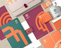 Tabarak brand design