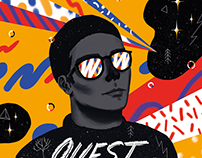 Poster for Ouest Park Festival