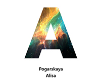 Personal brending Alisa Pogarskaya