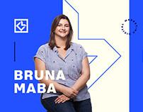 Bruna Maba - Logo / Identity