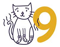 Cat GIFS/ Web design