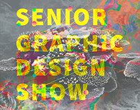 Connections, Senior Graphic Design Show