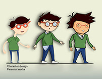Archives : Character design