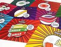 Concept Boards for Mondelez