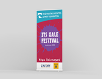 Its Kale Festival 2018 Banners