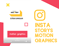 Motion Graphics - Insta Storys