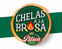Pilsen Callao Chelas a la Brasa