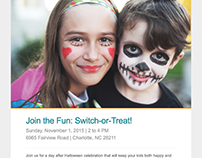 Permission Marketing: Switch-or-Treat