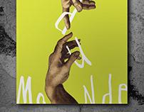 L'origine Du Monde Brushes Poster