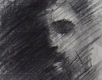 Portrait charcoal
