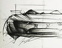 #2 Automotive Sketches