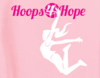 Hoops 4 Hope t-shirt