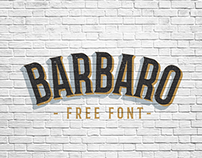 Barbaro Font