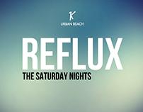 K Urban Beach | Reflux 2017