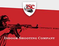 Indoor Shooting Company — shooting range website