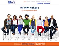College Brand Refresh & Website Redesign