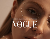 Pearls for VOGUE Portugal Sept/20