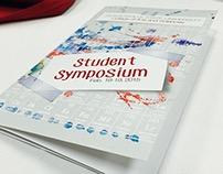 Student Symposium Cover