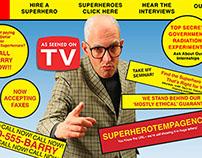 Superhero Temp Agency