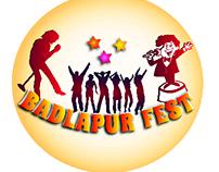 Logo Design - Badlapur fest