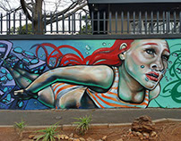 Westdene Graffiti Project