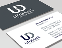 BRANDING: Urbane Development
