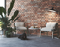 CGI - Brick Living