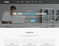 Corpex – Corpotate HTML Template