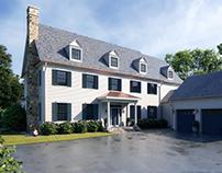 Applewood House Rendering